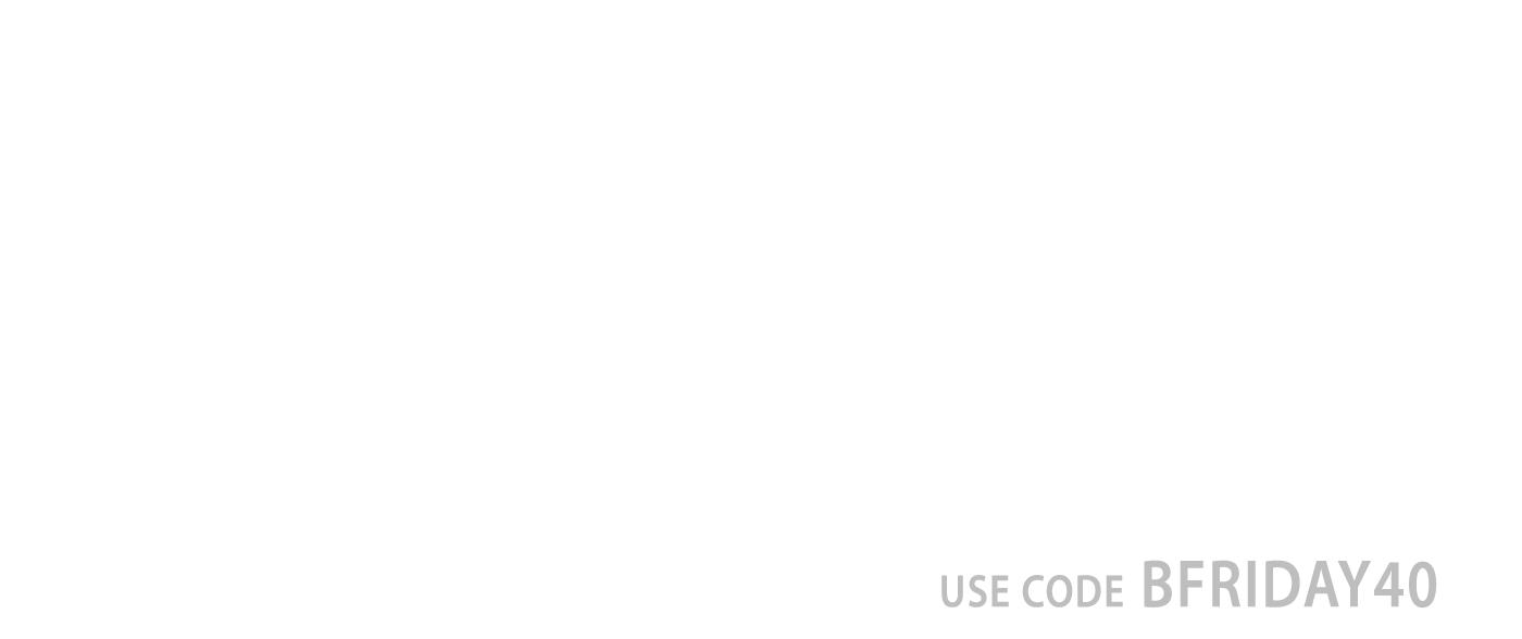 Black Friday Sale - 35% Off Everything